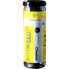 Dunlop Pro Double Yellow Dot 3-ball Tube Squash Balls - Tennis Accessory Types