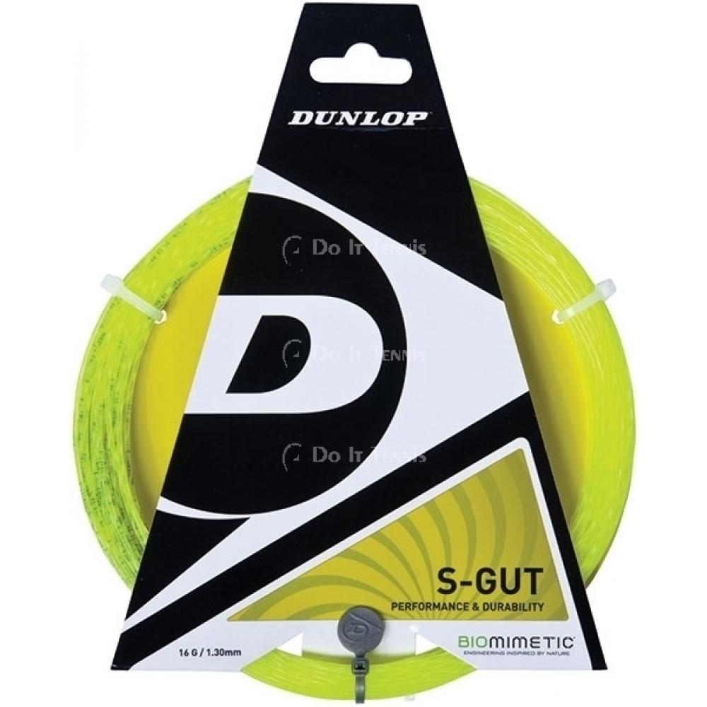 Dunlop S-Gut 18g (Set)