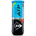 Dunlop ATP Super Premium Extra Duty High Altitude Tennis Balls (Can) -