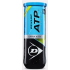 Dunlop ATP Super Premium Extra Duty Tennis Balls (Can) - Cans of Tennis Balls