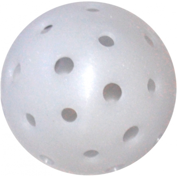 Pickle-Ball Dura Fast 40 White 6pk Balls (Outdoor)