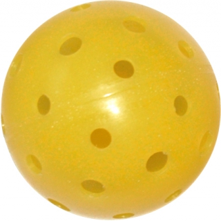 Pickle-Ball Dura Fast 40 Yellow 6pk Balls (Outdoor)