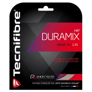 Tecnifibre Duramix HD 16g Tennis String (Set)
