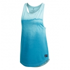 Adidas Women's Parley Tank Top (Blue Spirit) - Clearance Sale: Discount Prices on Women's Tennis Apparel
