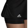 Adidas Women's Club Tennis Dress (Black)