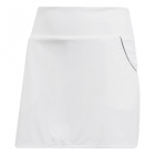 Adidas Girls' Club Tennis Skirt (White) -