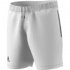 Adidas Men's Escouade 7 Inch Tennis Short (White) - Men's Tennis Apparel