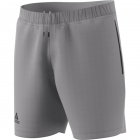 Adidas Men's Escouade 7 Inch Tennis Short (Light Granite) - Men's Tennis Apparel