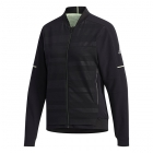 Adidas Women's Mcode Tennis Warmup Jacket (Black) - Women's Tennis Apparel