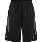 DUC Dyno Men's Tennis Shorts (Black) - DUC Men's Team Tennis Shorts