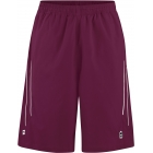 DUC Dyno Men's Tennis Shorts (Maroon) - DUC Men's Apparel Tennis Apparel