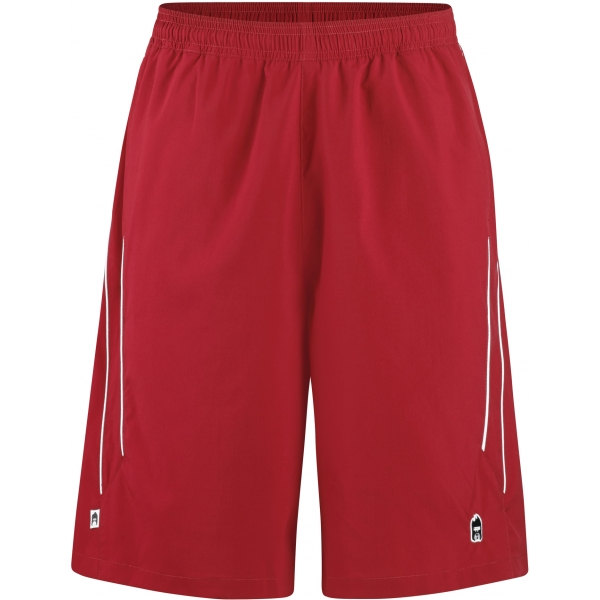 DUC Dyno Men's Tennis Shorts (Red)