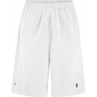 DUC Dyno Men's Tennis Shorts (White) - DUC Team Tennis Apparel