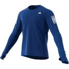 Adidas Men's Own The Run Longsleeve Training Tee (Collegiate Royal) - Men's Long-Sleeve Shirts