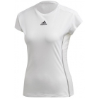 Adidas Women's MatchCode Tennis Tee (White) - New Style Tennis Apparel