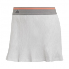 Adidas Women's MatchCode Tennis Skirt (White) - New Style Tennis Apparel