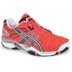 Asics Women's Gel Resolution 5 Shoes (Pink/Blue/Silver) - Tennis Shoes Sale
