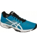 Asics Men's Gel Solution Speed 3 Tennis Shoes (Blue/White/Black) - Lightweight Tennis Shoes