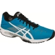 Asics Men's Gel Solution Speed 3 Tennis Shoes (Blue/White/Black) - Asics