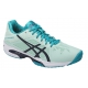 Asics Women's GEL-Solution Speed 3 Tennis Shoes (Glacier Sea/Indigo Blue/Arctic Aqua) - Asics Tennis Shoes