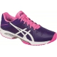 Asics Women's GEL-Solution Speed 3 Tennis Shoes (Purple/White/Pink) - Asics