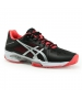 Asics Women's Gel-Solution Speed 3 Clay Tennis Shoes (Black/Silver/Diva Pink) - Asics Gel-Solution Speed Tennis Shoes