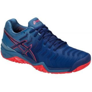 Asics Do - Gel 19974 Resolution 7 - Chaussures - de tennis (imprimé bleu) de Do It Tennis 50e91d2 - njyc.info