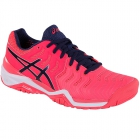 Asics Women's Gel Resolution 7 Tennis Shoes (Diva Pink/Indigo Blue/White) - Asics Gel-Resolution Tennis Shoes
