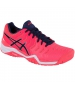 Asics Women's Gel Resolution 7 Tennis Shoes (Diva Pink/Indigo Blue/White) - Lightweight Tennis Shoes