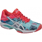 Asics Women's Gel Solution Speed 3 Limited Edition Paris Tennis Shoe (Diva Blue/White) - Asics Gel-Solution Speed Tennis Shoes