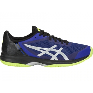 Asics Men's Gel Court Speed Tennis Shoes (Illusion Blue/Silver)