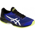 Asics Men's Gel Court Speed Tennis Shoes (Illusion Blue/Silver) - Types of Tennis Shoes