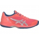 Asics Women's GEL-Court Speed Tennis Shoes (Papaya/Silver) - Asics Gel-Court Speed Tennis Shoes