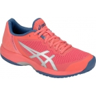 Asics Women's GEL-Court Speed Tennis Shoes (Papaya/Silver) - How To Choose Tennis Shoes