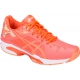 Asics Women's GEL-Solution Speed 3 Tennis Shoes (Flash Coral/Canteloupe/Apricot Ice) - Lightweight Tennis Shoes