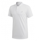 Adidas Men's Club Rib Tennis Polo (White) - Men's Polo Shirts
