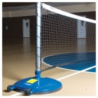 Economy Portable Tennis System - Edwards Tennis Posts Tennis Equipment
