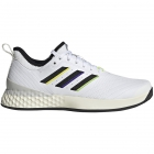 Adidas Men's Adizero Ubersonic 3.0 LTD Stefan Edberg Tennis Shoes (White/Core Black/Cream White) - Shop the Best Selection of Tennis Shoes for Any Court Surface