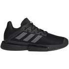 Adidas Men's SoleMatch Bounce Tennis Shoe (Core Black/Night Metallic) - Adidas Shoe Sale. Save on New Shoes for the Family