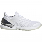 Adidas Women's Adizero Ubersonic 3 Tennis Shoes (White/Matte Silver) - Adidas Shoe Sale. Save on New Shoes for the Family