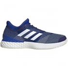 Adidas Men's Adizero Ubersonic 3.0 Clay Tennis Shoes (Team Royal Blue/White/Off White) - Shop the Best Selection of Tennis Shoes for Any Court Surface