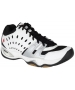 Ektelon Men's T22 Mid Racquetball Shoe (White / Black/ Silver) - Other Shoe Types