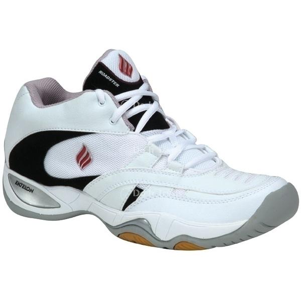 Ektelon T Mid Black Racquetball Shoe