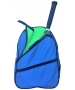 Maggie Mather Tennis Backpack (Electric Blue/Lime) - Maggie Mather