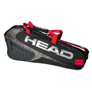 Head Tennis Bag >> Head Elite 3r Pro Tennis Bag Black Red Do It Tennis