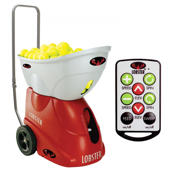 Lobster Elite Three Battery Ball Machine with Remote