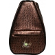 40 Love Courture Copper Croc Elizabeth Tennis Backpack - Tennis Racquet Bags
