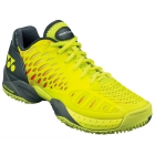 Yonex Men's Power Cushion Eclipsion Clay Tennis Shoe (Yellow) - Yonex Tennis Shoes
