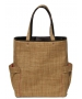 40 Love Courture Natural Weave Emma Tote - 40 Love Courture