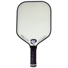Engage Encore Polymer Core Fiberglass Paddle (Purple) - Pickleball Equipment